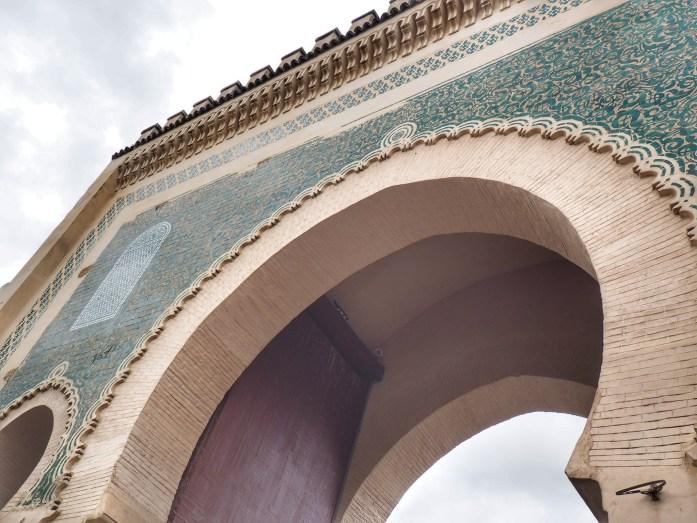 Que ver en Fez. Bab Boujloud