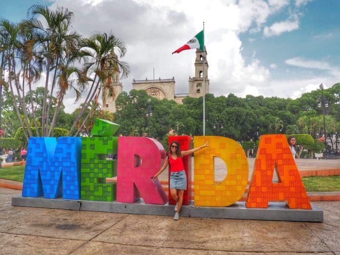 Letras Mérida