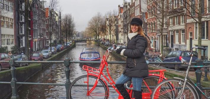 Ámsterdam canal
