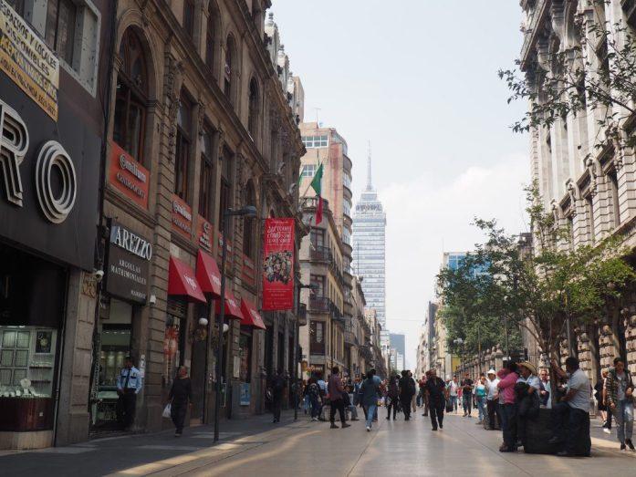Avenida Francisco madero