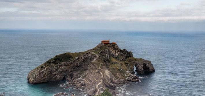 País Vasco. San Juan de Gaztelugatxe