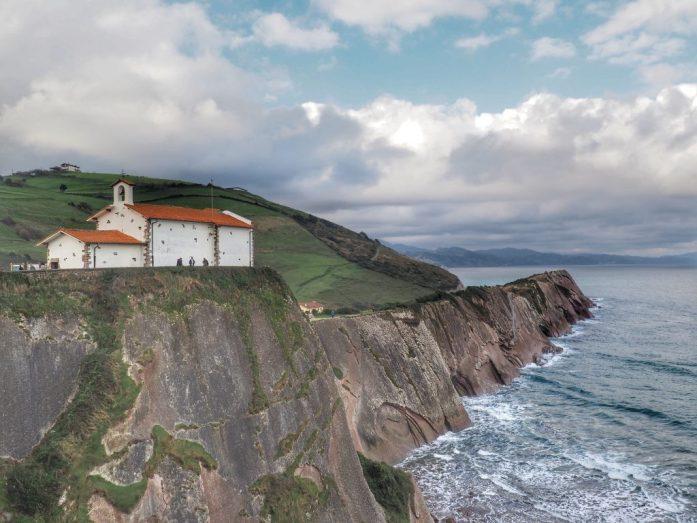 Pais Vasco ruta en coche en tres días. Ermita de San Telmo