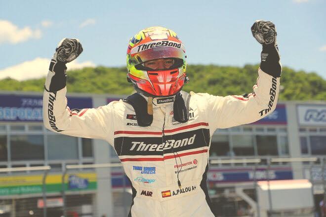 Àlex Palou debutará en la Fórmula 2
