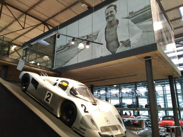 visita a la Michael Schumacher Private Collection
