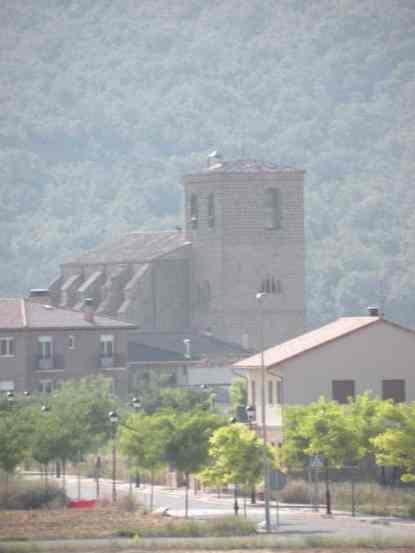 Cirauqui - Villamajor de Monjardin 08 church