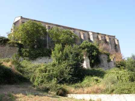 Cirauqui - Villamajor de Monjardin 15 Estella 07 church side