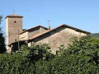 Larrasoana - Cizur Minor 05 church