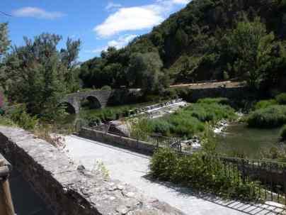 Larrasoana - Cizur Minor 20 Iroz 06 river