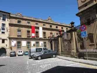 Larrasoana - Cizur Minor 28 Pamplona 03