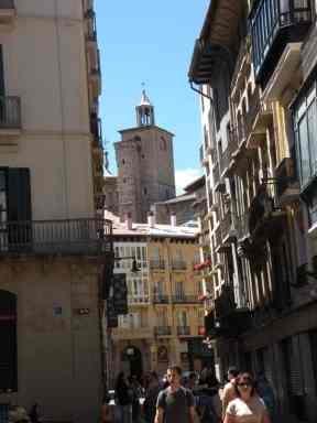 Larrasoana - Cizur Minor 37 Pamplona 12