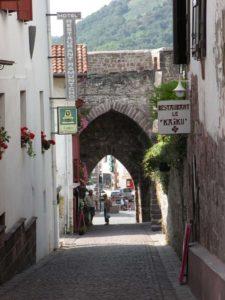 St. Jean PP 11 entry gate inside
