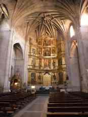 Viana - Sote 16 Logrono 13 church inside