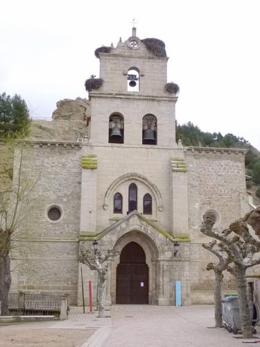 Church-Santa-Maria-belorado
