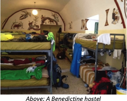 Benedictine Hostel at Samos