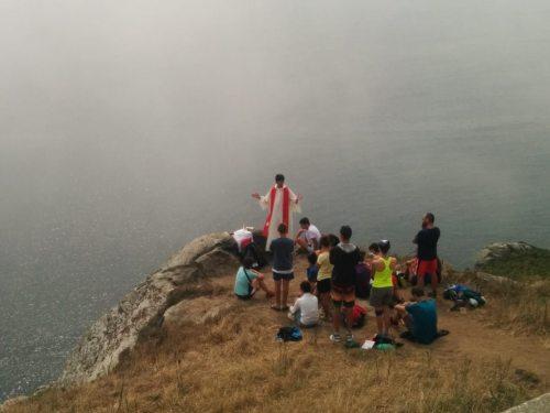 Mass on the Rocks