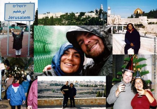 28 - Jerusalem Collage