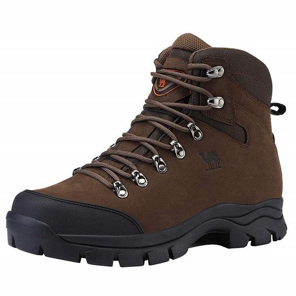Camel Crown Men's Hiking Boots
