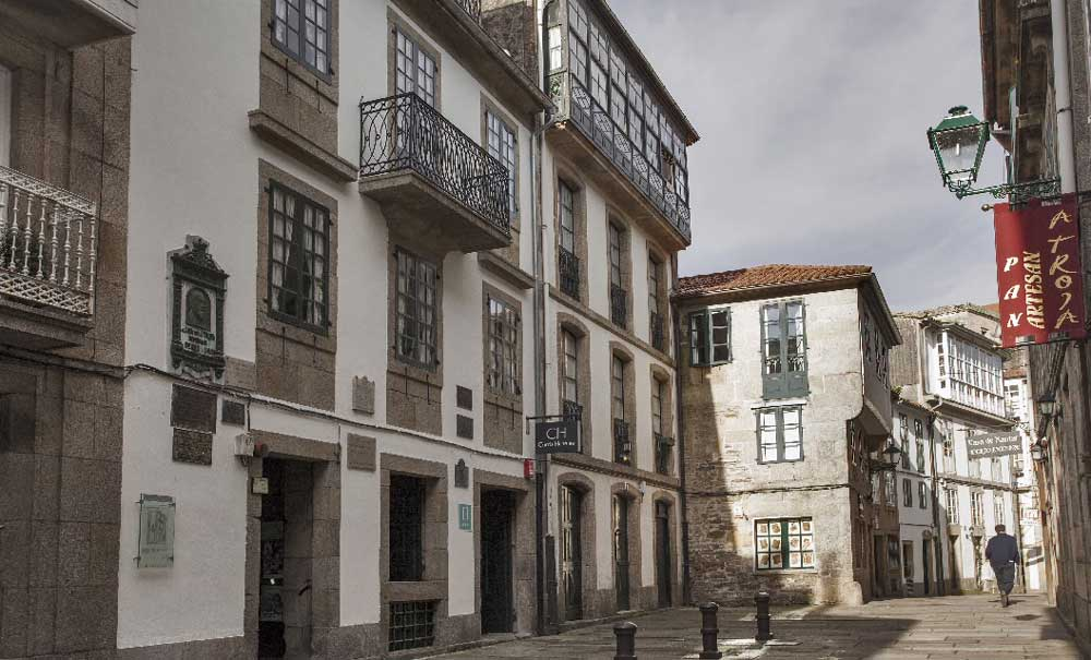 Casa da Troia Museum Santiago