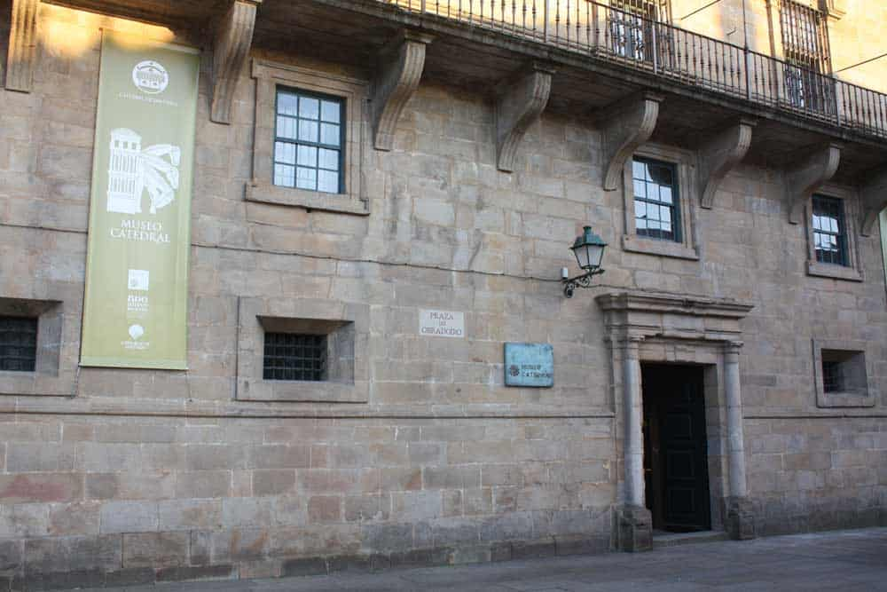 Cathedral museum Santiago