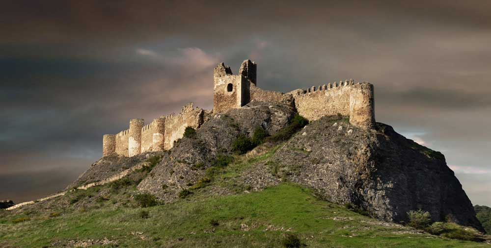 Castle of Clavijo