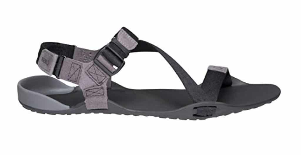 Xero Shoes Z-Trek - Men's Minimalist Barefoot-Inspired Sport Sandal - Hiking, Trail, Running, Walking