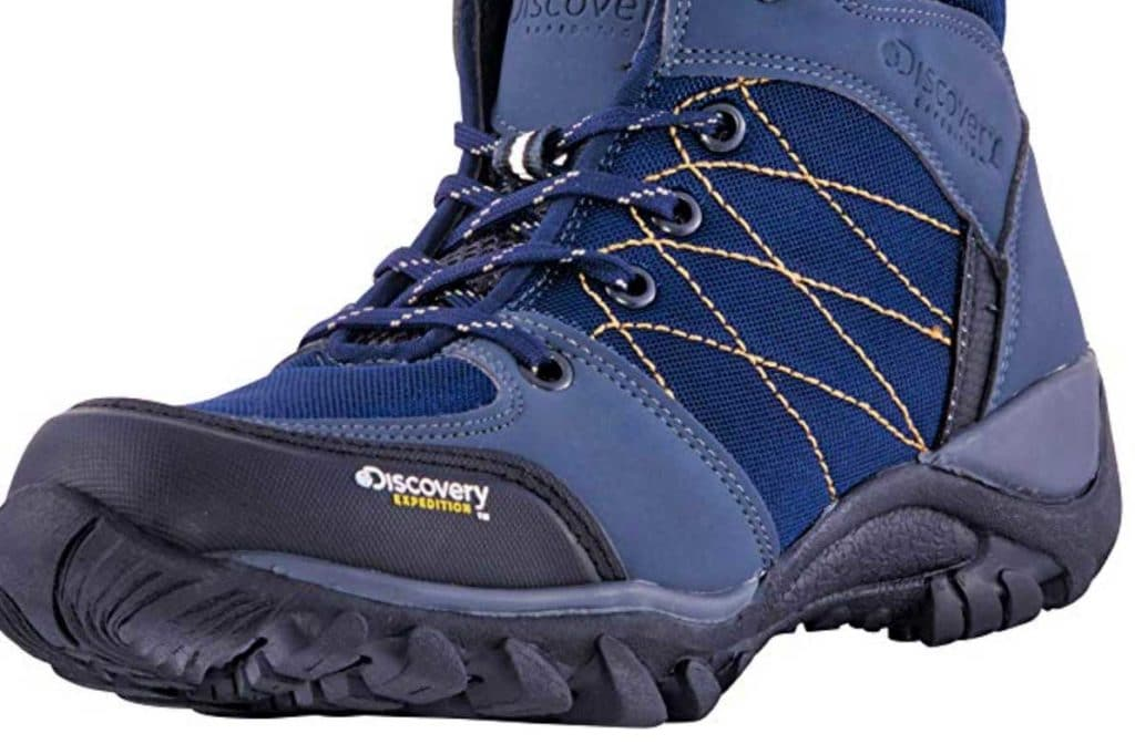 Discovery EXPEDITION Sochi Women's Rugged Outdoor Mid Hiking Backpacking Boot