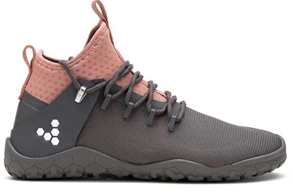 vivobarefoot Magna Trail, Womens Vegan Multi-Terrain Hiking Shoe with Barefoot Sole & Thermal Protection