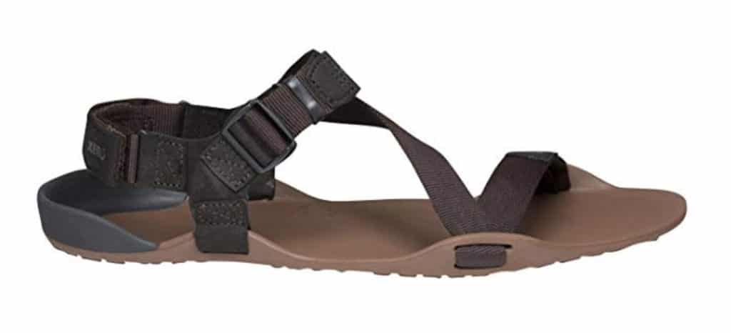 Xero Shoes Z-Trek Minimalist Sandal - Barefoot Hiking, Trail, Running Sport S.