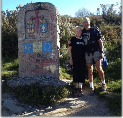 Camino stone