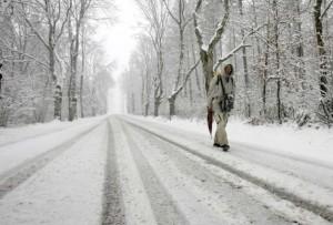 Camino de Santiago in the Winter