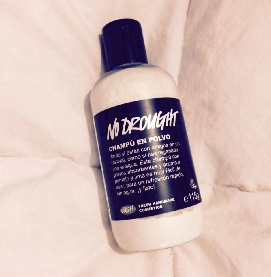 shampoo en polvo