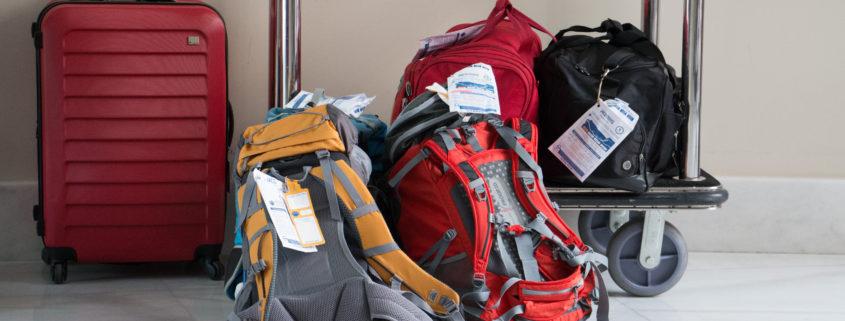Camino de Santiago organizado en grupo _ traslado de equipaje