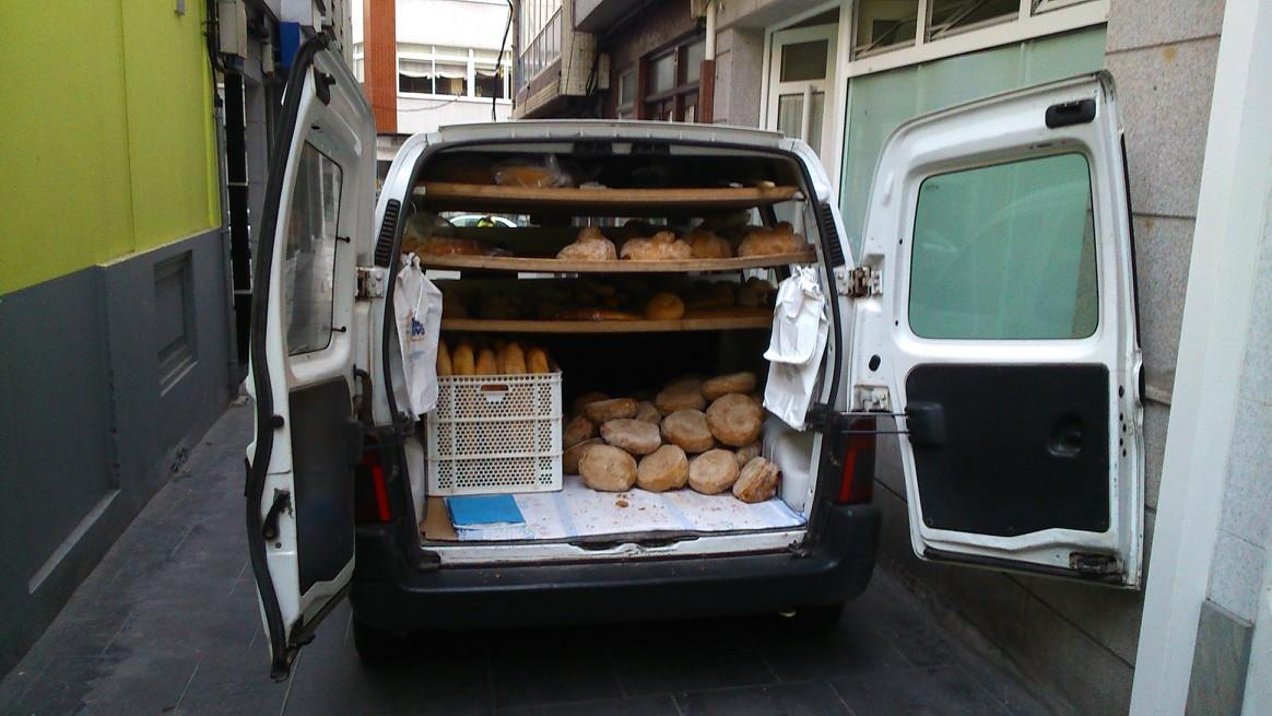 Panaderas  O Camio dos Faros