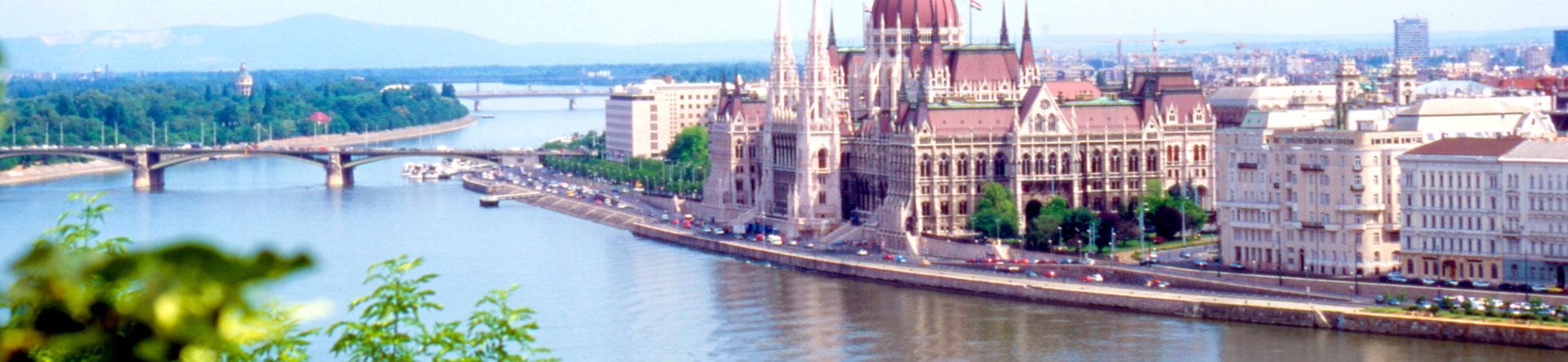 Danubio de Viena a Budapest