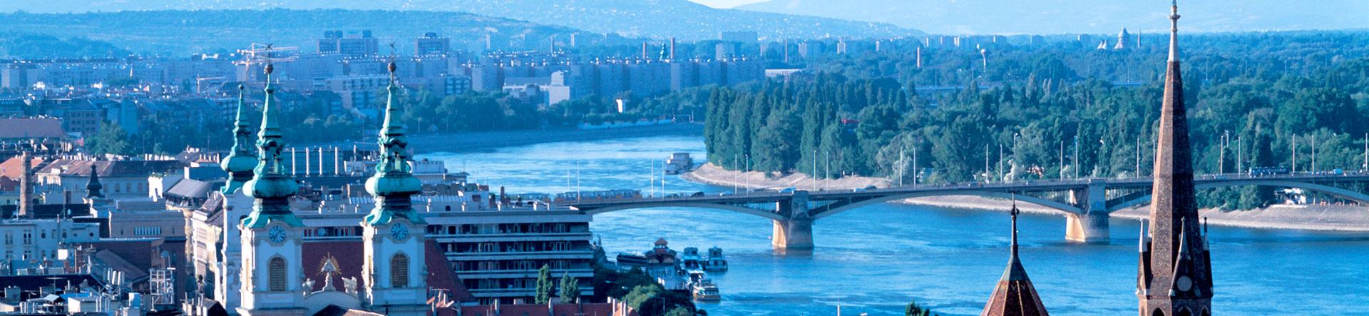 El Danubio Passau Budapest