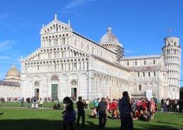 Plaza de los Milagros de Pisa