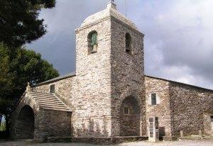 Iglesia de Santa María Cebreiro