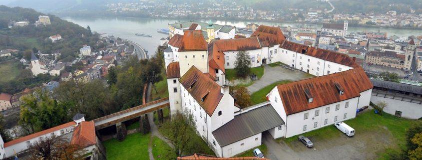 la fortaleza Veste Oberhaus