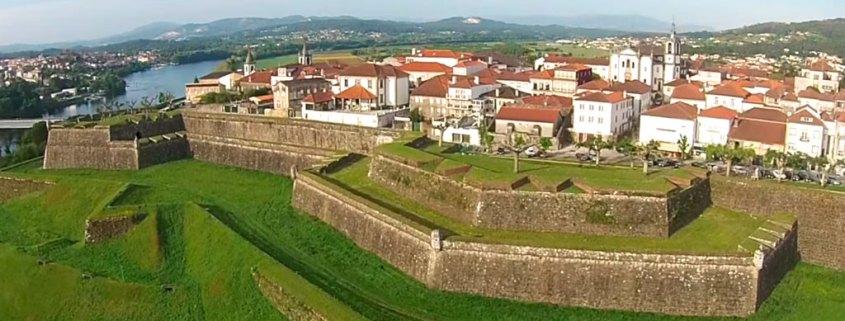 Valenza do Miño, Camino Portugués