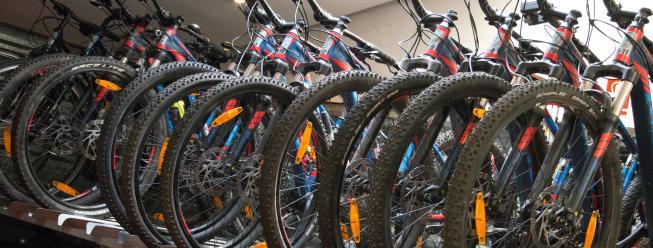 En Camino en Bici ponemos a tu disposición una amplía variedad de bicicletas