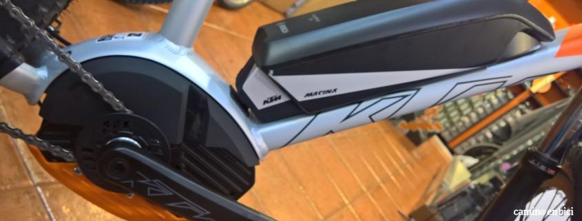 Caracteristicas e-bikes - batería
