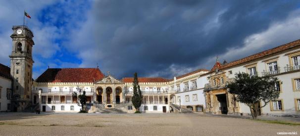 Universidad de Coímbra, Patrimonio de la Humanidad