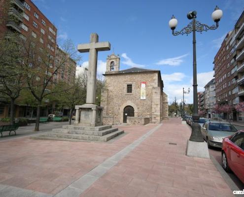 Iglesia de San Antonio del Campo Ponferrada