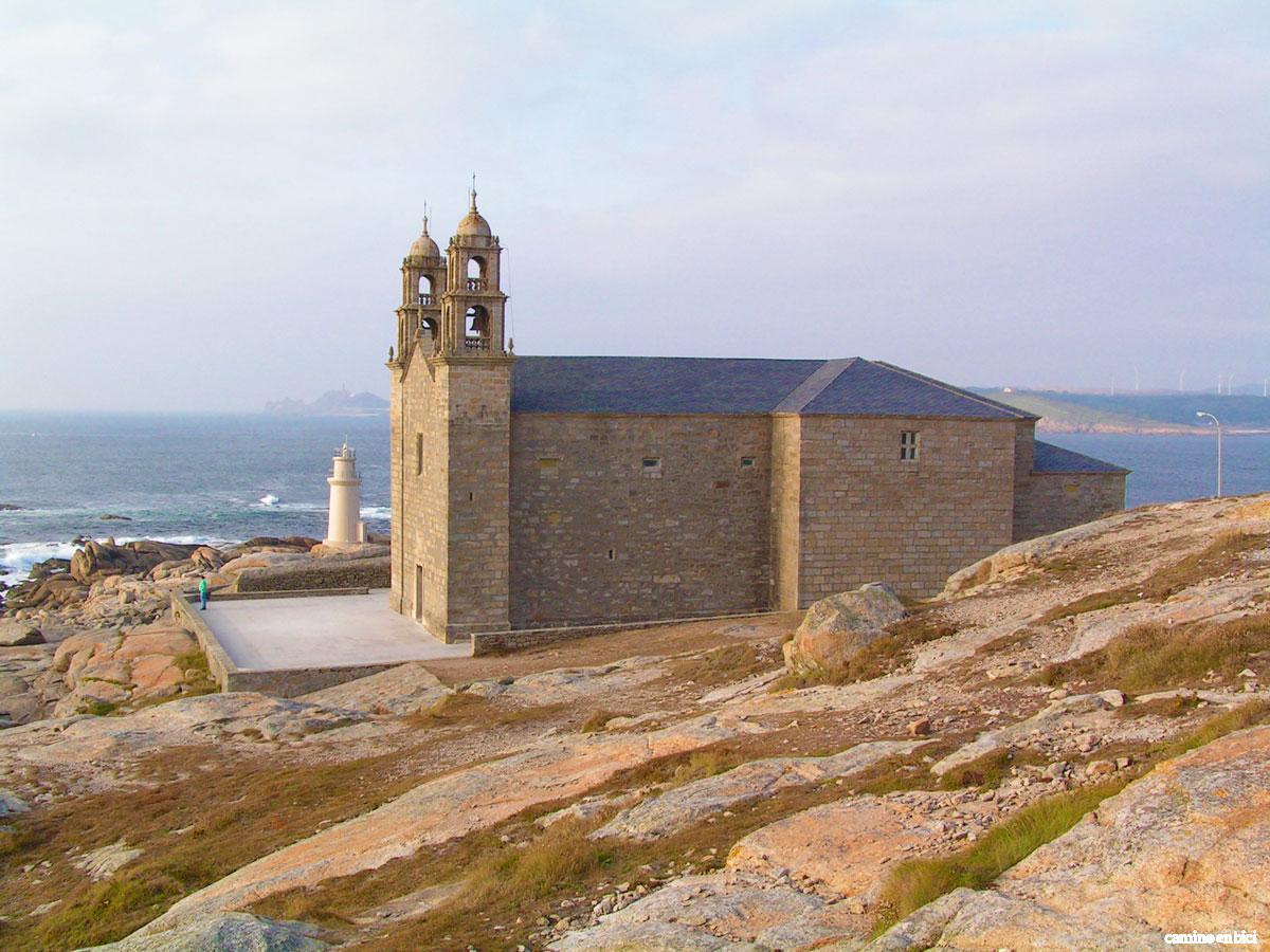 Muxía - Santuario de Nuestra Señora de la Barca