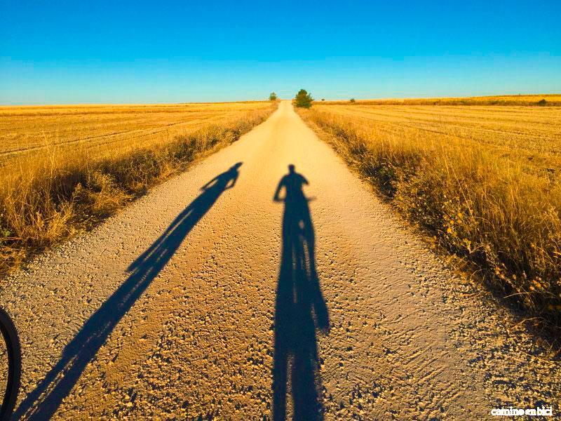 Camino de Santiago Francés en bici