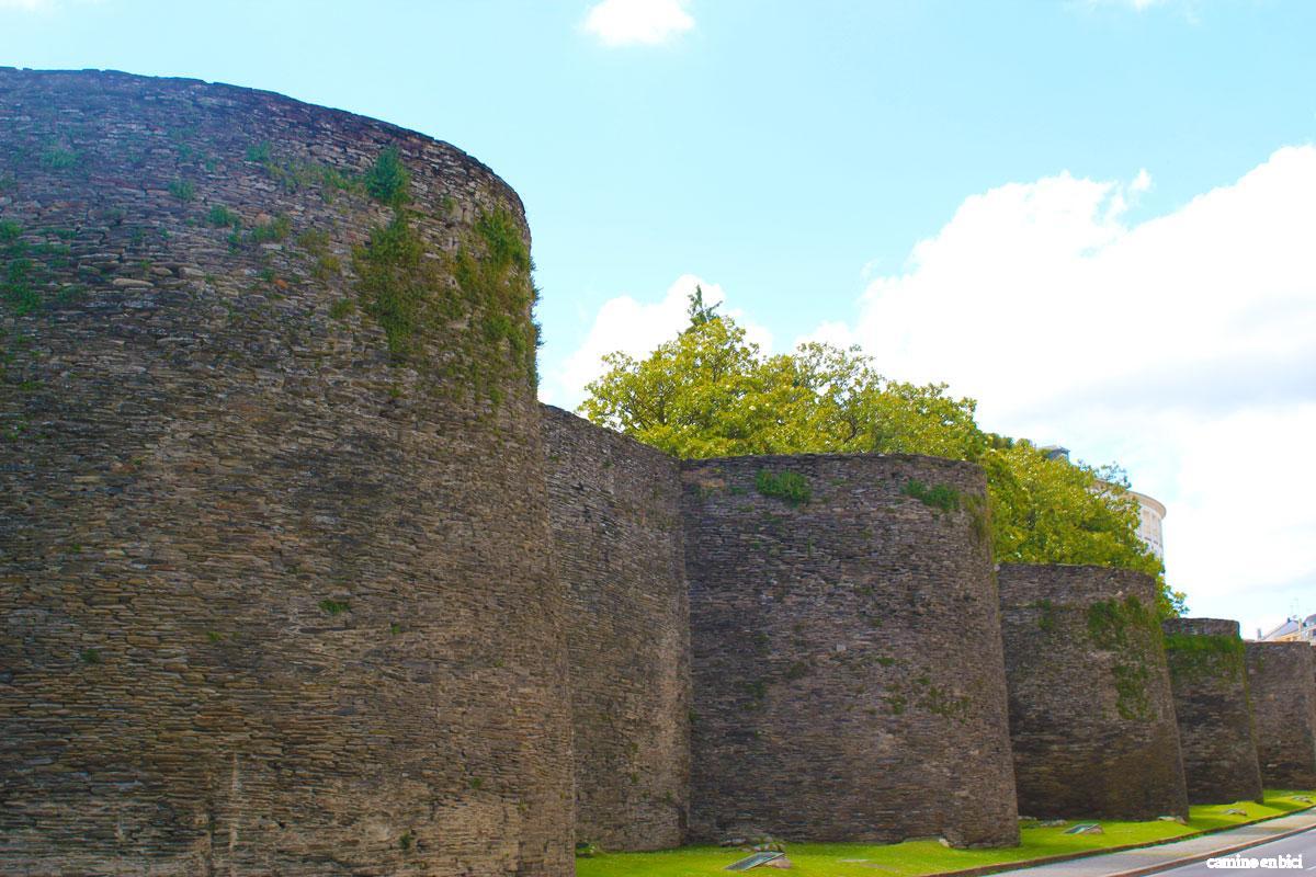 Muralla Romana de Lugo - Camino Primitivo