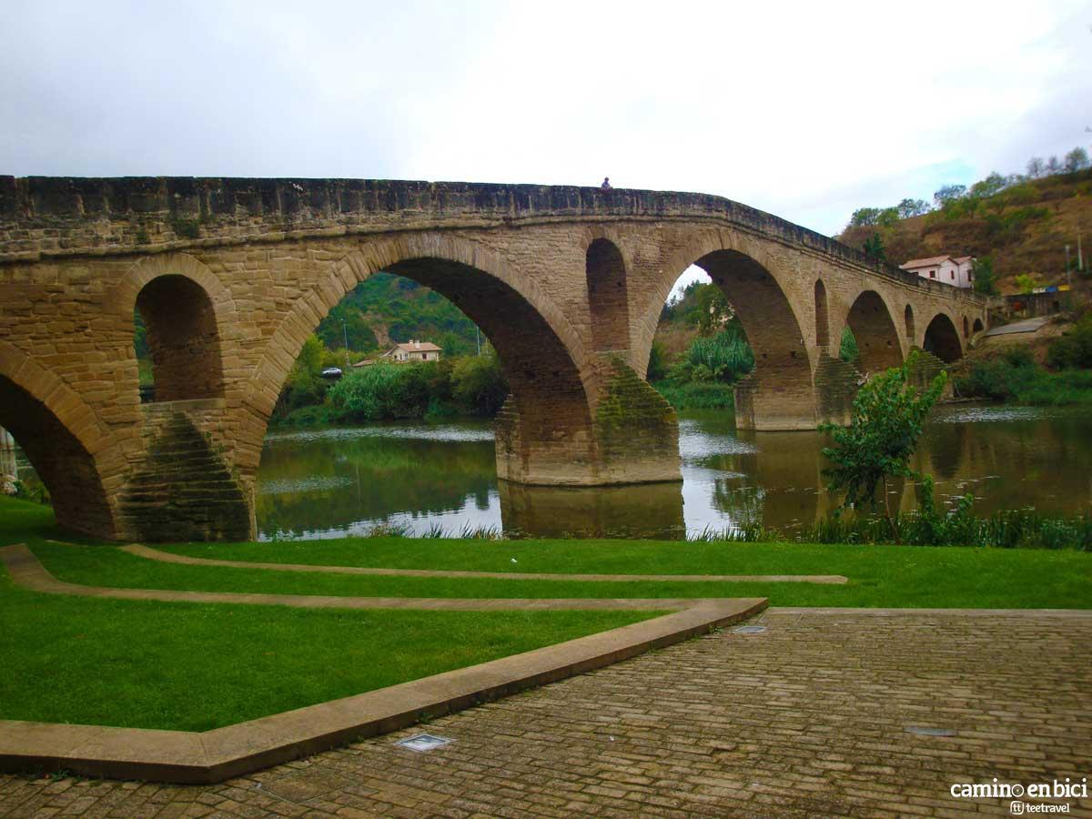 Puente de Puente la Reina - Camino Francés