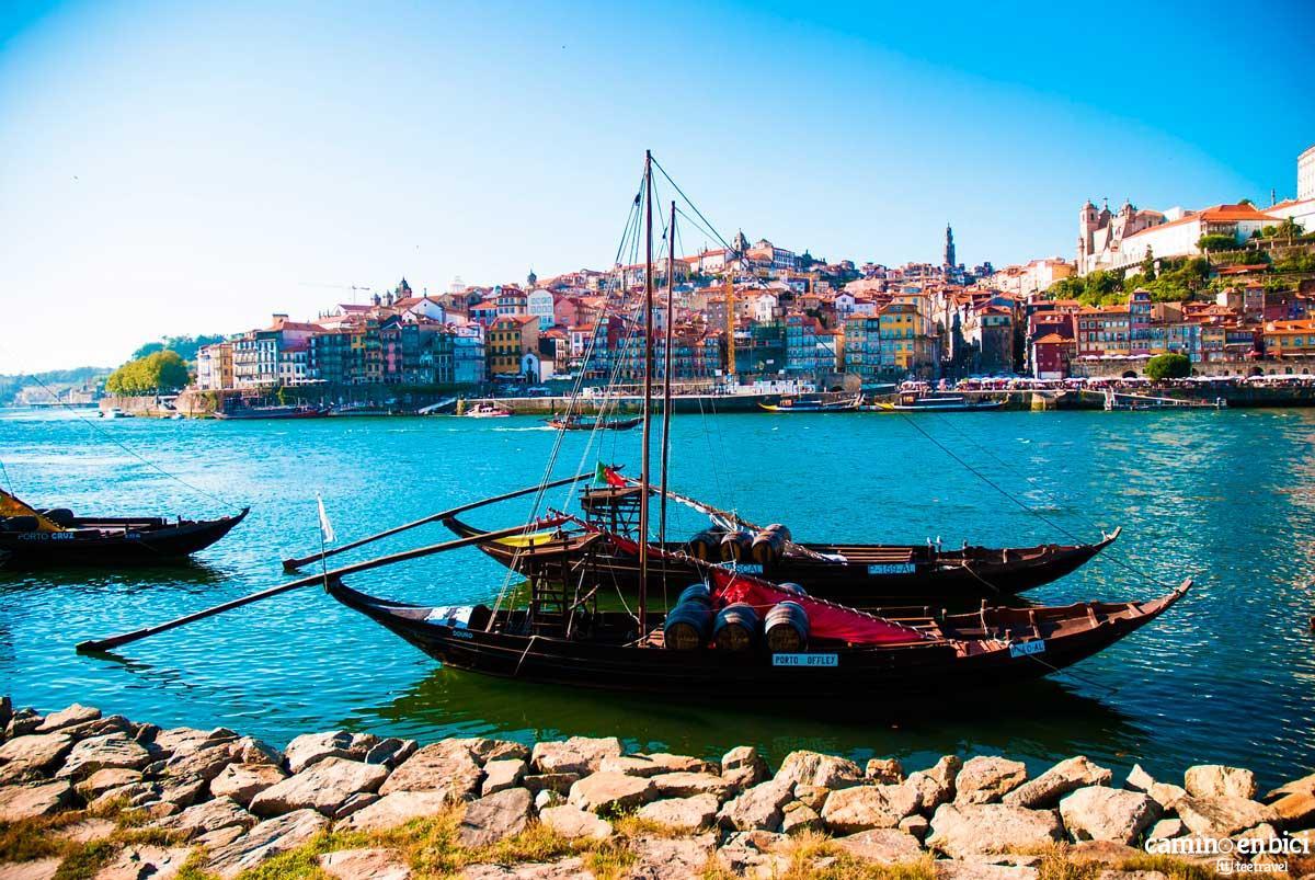 Oporto - Río Duero - Rio Douro