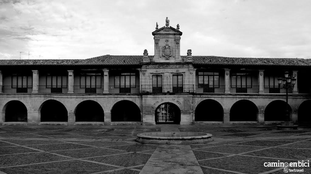 Plaza de España - Santo Domingo de la Calzada - Camino Francés