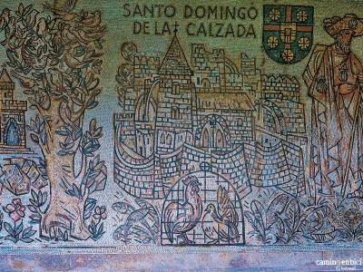 Camino Francés - Santo Domingo de la Calzada
